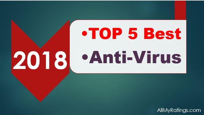 Top 5 Best Antivirus 2018